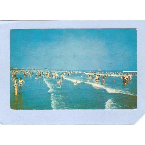 NJ Wildwood By The Sea Blue Skies & Rolling Waves nj_box2~710