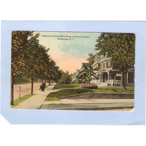 NJ Bridgeton Commerce Street West From Lawrence Street nj_box2~763