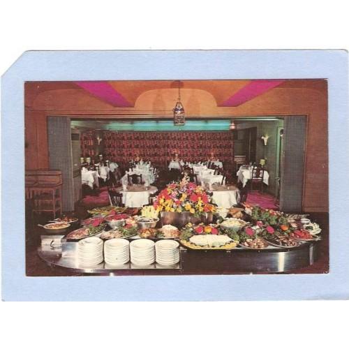 NJ Montclair Three Crowns Restaurant 488 Bloomfield Ave Montclair NJ nj~789