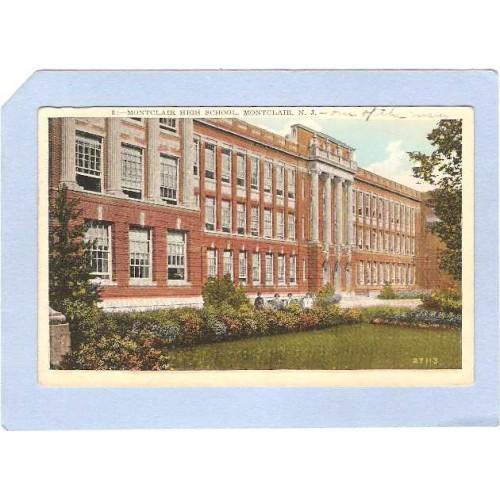 NJ Montclair Montclair High School nj_box2~793