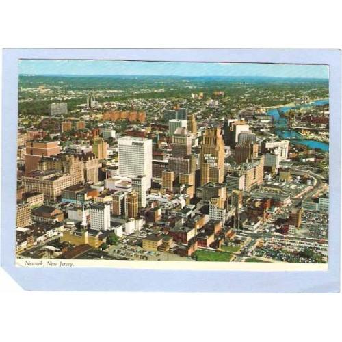NJ Newark Areial View Newark NJ nj_box2~842