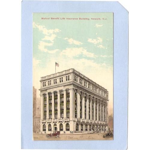 NJ Newark Mutual Benefit Life Insurance Building nj_box2~881