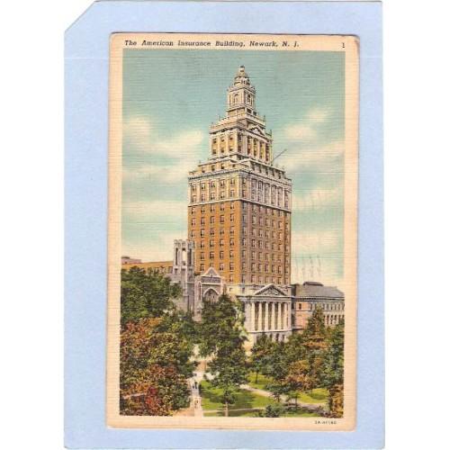 NJ Newark The American Insurance Building nj_box2~882