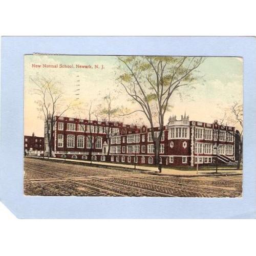 NJ Newark New Normal School nj_box2~898