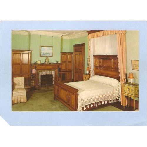 NJ West Orange Edison National Historic Site South Bedroom nj_box2~985