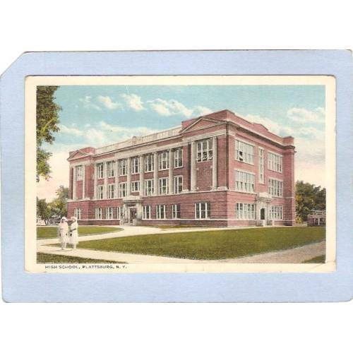 New York Plattsburg High School ny_box3~1191