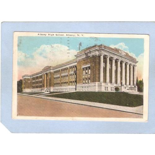 New York Albany Albany High School ny_box2~393
