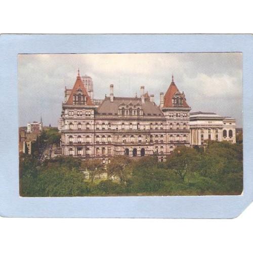 New York Albany State Capitol ny_box2~408
