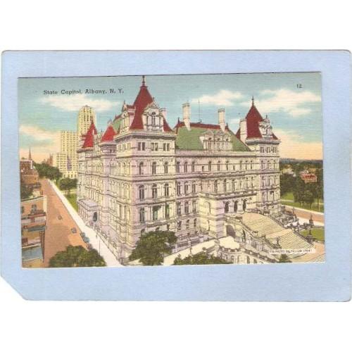 New York Albany State Capitol ny_box2~411