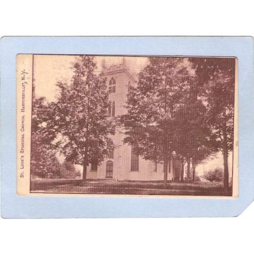 New York Harpursville St Lukes Episcopal Church ny_box2~476