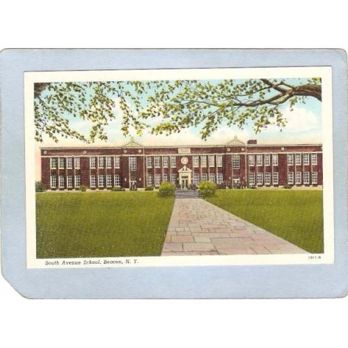 New York Beacon South Avenue School ny_box4~2156