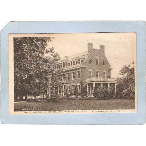 New York Poughkeepsie Swift Memorial Infirmary Vassar College ny_box4~2323
