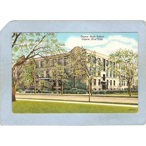 New York Depew Depew High School ny_box4~2367