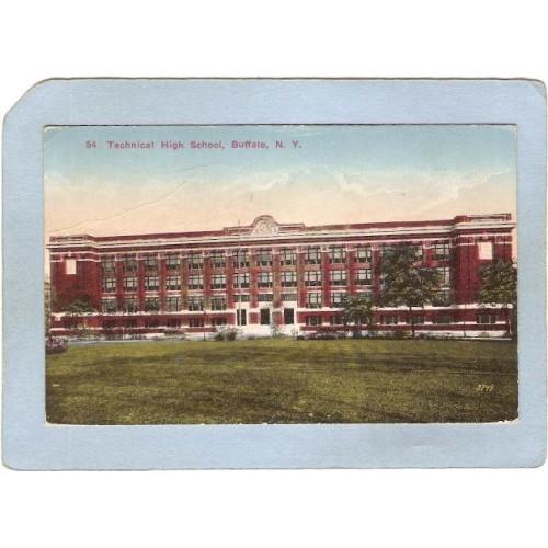 New York Buffalo Technical High School ny_box4X1~2760
