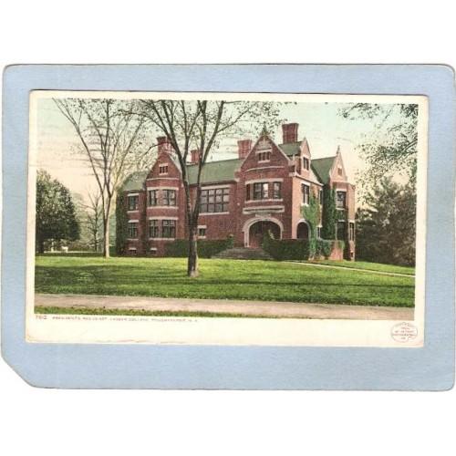 New York Poughkeepsie President's Residence Vassar College ny_box4X1~2831