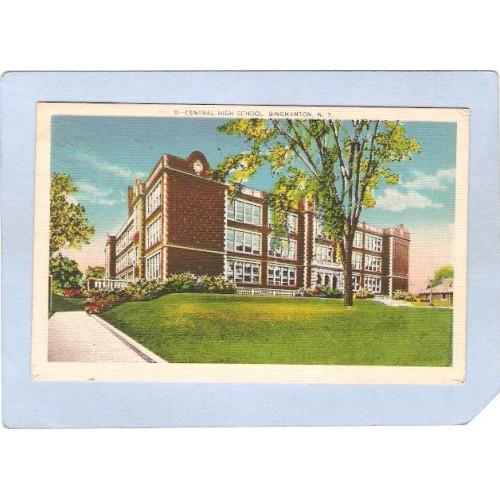 New York Binghamton Central High School ny_box2~566