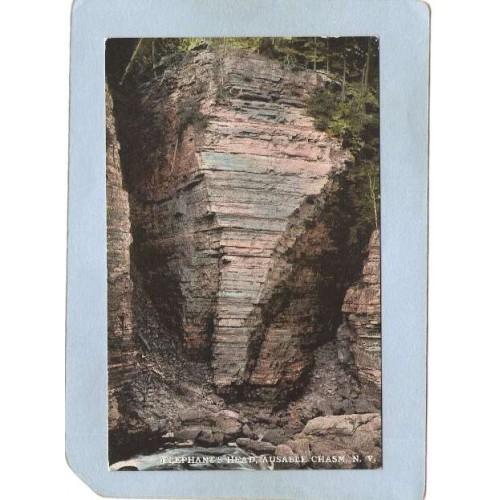 New York Ausable Chasm Elephant's Head  ny_box5~1454