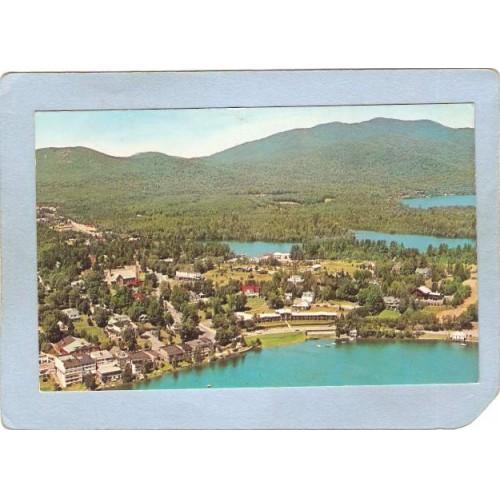 New York Lake Placid Lakeside Motor Inn 1 Mirror Lake Drive ny_box5~1664