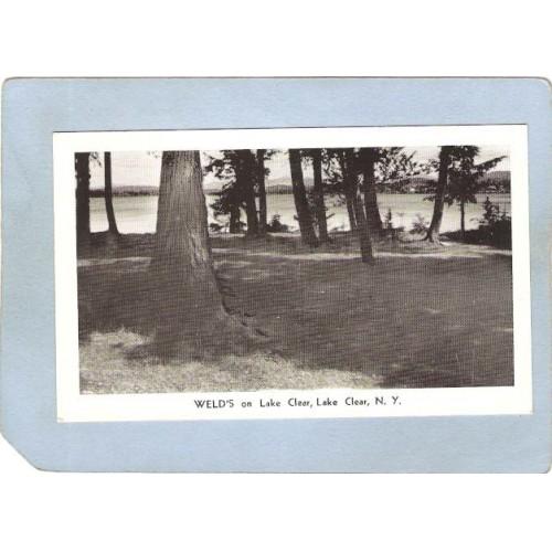 New York Lake Clear WELD'S On Lake Clear ny_box5~1802