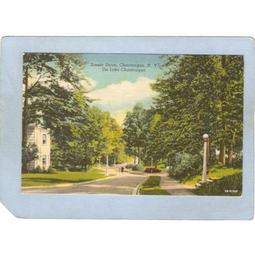 New York Chautauqua Scenic Drive Street Scene ny_box5~1859