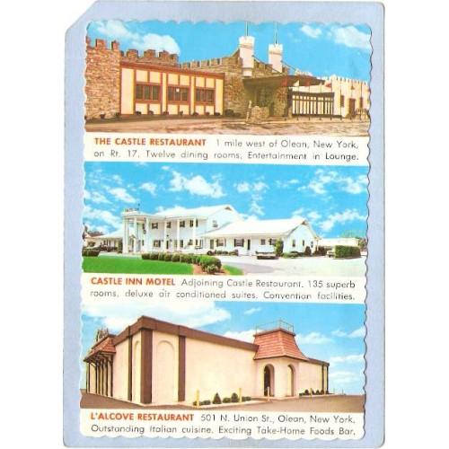 New York Olean Castle Inn & Restaurants 3 View ny_box2~678