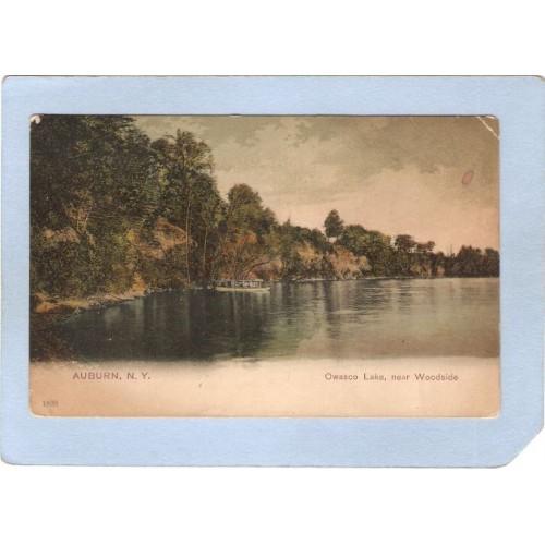 New York Auburn Owasco Lake Near Woodside ny_box2~739