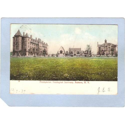 New York Auburn Presbyterian Theological Seminary ny_box2~796