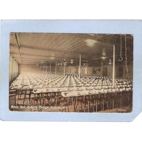 New York Auburn Mess Hall Auburn Prison ny_box2~811