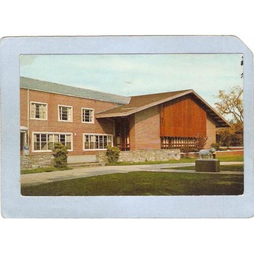 RI Kingston Memorial Union University Of R I ri_box2~610