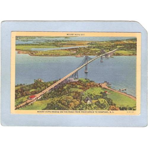 RI Bristol Portsmouth Mt Hope Bridge Mt Hope Bay ri_box2~721