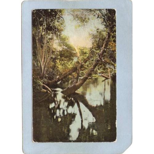 RI Ten Mile River Postcard Ten Mile River ri_box3~1143