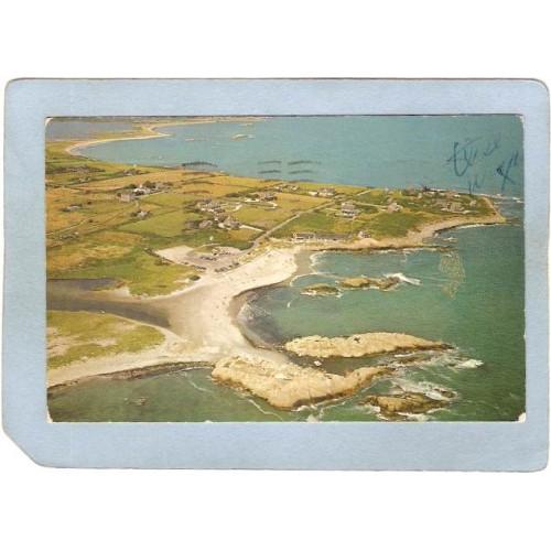 RI Warren's Point Postcard Warren's Point Beach ri_box3~1167