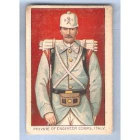 Tobacco Card ~ Company: American Tobacco Company Brand: Fez Cork Tip Cigar~46