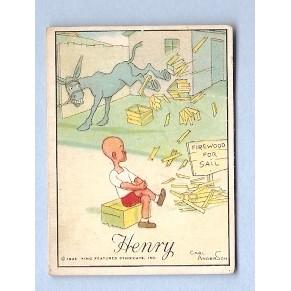 Tobacco Card ~ Company: American Tobacco Company Brand: Herbert Tareyton C~11
