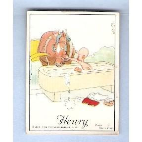 Tobacco Card ~ Company: American Tobacco Company Brand: Herbert Tareyton C~1