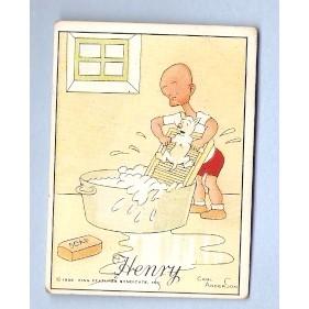 Tobacco Card ~ Company: American Tobacco Company Brand: Herbert Tareyton C~24
