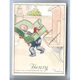 Tobacco Card ~ Company: American Tobacco Company Brand: Herbert Tareyton C~70