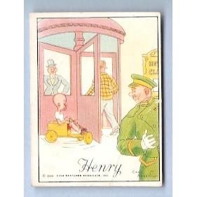 Tobacco Card ~ Company: American Tobacco Company Brand: Herbert Tareyton C~96