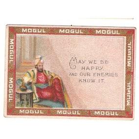 Tobacco Card ~ Company: American Tobacco Company Subsidiary: S. Anargyros ~40