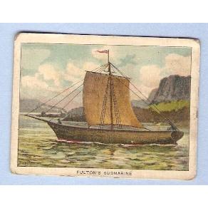 Tobacco Card ~ Company: American Tobacco Company Brand: Turkey Red Cigaret~9