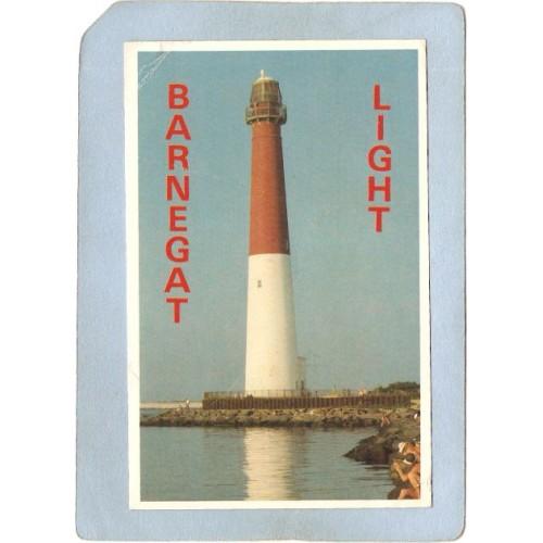 NJ Barnegat Light Lighthouse Postcard Barnegat Lighthouse lighthouse_box2~736