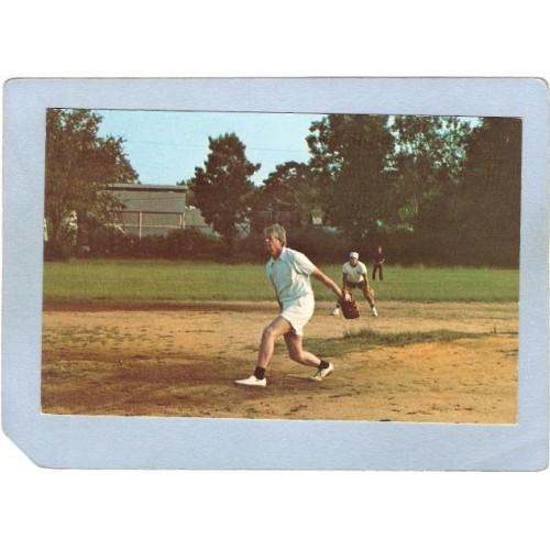 GA Plains Sport Baseball Softball Pitcher Jimmy Carter Plains GA August 19~135