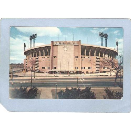 MD Baltimore Sport Baseball Memorial Stadium Baltimore MD sport_box1~93