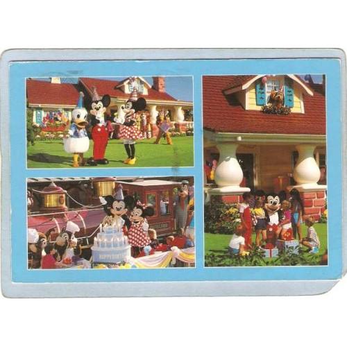 FL Orlando Amusement Park Postcard Walt Disney World Mickey's Birthday Hou~288