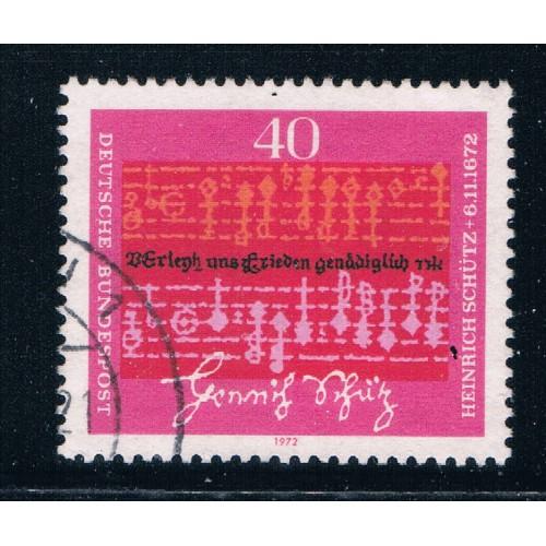 Germany 1096 Used Sheet music (GI0258P54)+