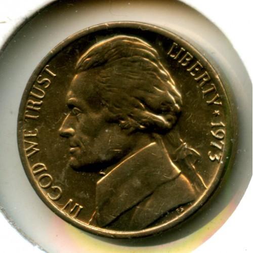 1973 Chbu Jefferson Nickel