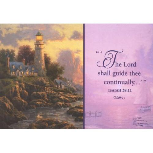 Thomas Kinkade Praying For You Greeting Cards - Set of 4