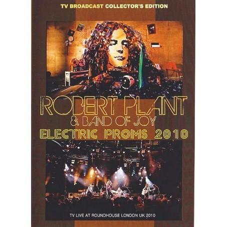 ROBERT PLANT Electric Proms DVD