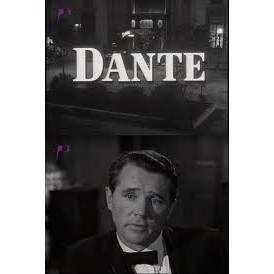 CLASSIC DVD COLLECTION - DANTE -  1960 Detective Drama starring Howard Duff