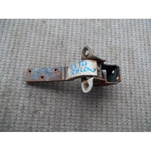 61 62 63 1961 1962 1963 THUNDERBIRD T-BIRD  DOOR HINGE RH LOWER